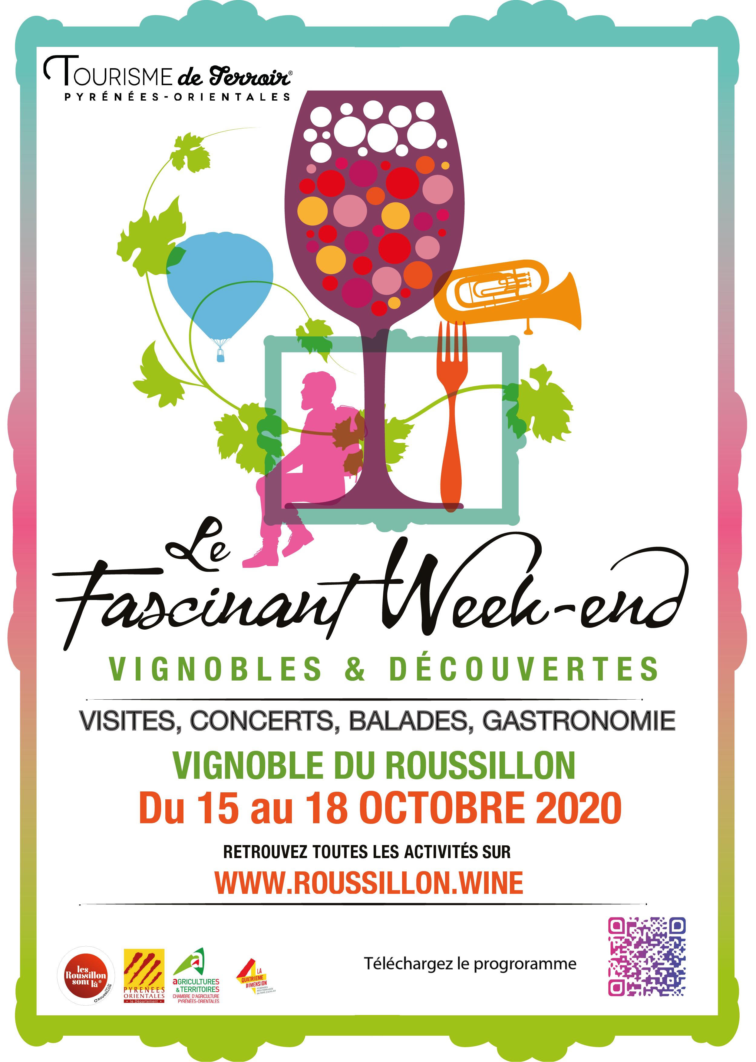 Le Fascinant Week-end : L'oenotourisme en fête à Perpignan Méditerranée