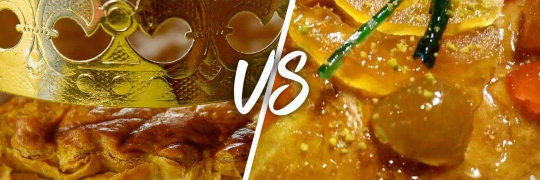 Tourteau vs galette