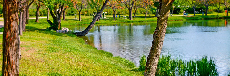 Vue lac le Soler 2©Ville de Le Soler