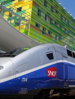 TGV centre del mon